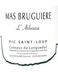 L'Arbouse  2013 Mas Bruguière Rouge