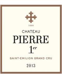 Grand Cru 2013 Château Pierre 1er (ancien Croix Figeac) Rouge
