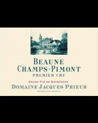 1er Cru Champs-Pimont 2010 Domaine Jacques Prieur Rouge