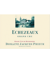 Domaine Jacques Prieur 2011 Rouge