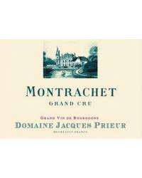 Domaine Jacques Prieur 2010 Blanc Sec