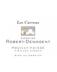 Les Carrons 2010 Domaine Robert Denogent Blanc Sec