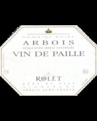 Vin de Paille 2006 Domaine Rolet Blanc d'Or