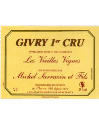 1er Cru Vieilles Vignes 2013 Michel Sarrazin & Fils Rouge