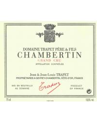 Domaine Trapet Père & Fils 2012 Rouge