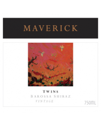 Twins Shiraz 2008 Domaine Maverick Rouge
