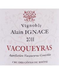 Cuvée Sumbiôsis 2011 Vignoble Alain Ignace Rouge
