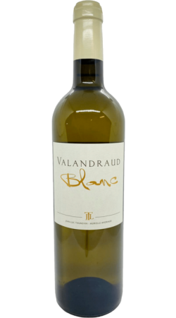 Château Valandraud Blanc