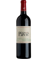 Second vin du Château Pavie 2015 Arômes de Pavie Rouge