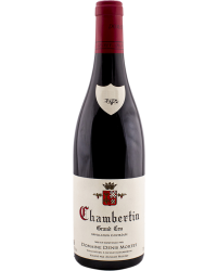 Domaine Denis Mortet Chambertin Grand Cru 2015 Rouge
