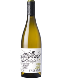 Figure Libre Freestyle Blanc 2014 Domaine Gayda Blanc Sec