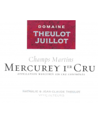 1er Cru Champs Martins 2012 Domaine Theulot-Juillot Rouge
