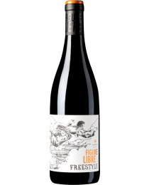 Figure Libre Freestyle Rouge 2014 Domaine Gayda Rouge