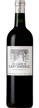 Second Vin du Château Cantemerle 2012 Les Allées de Cantemerle Rouge