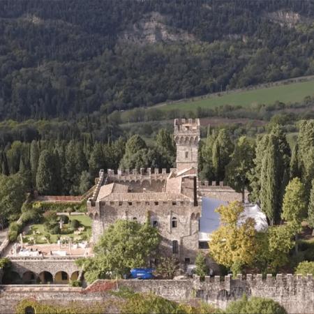 La colline de Fiesole