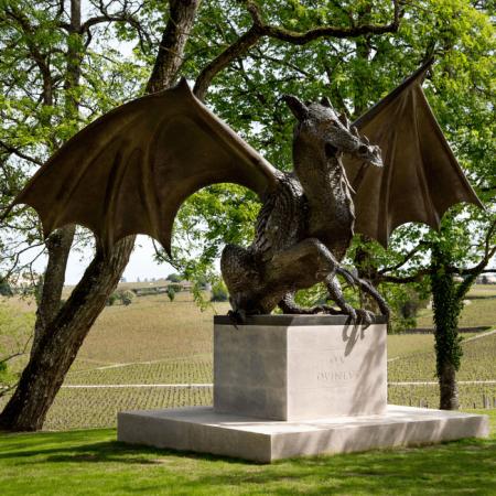 Le Dragon de quintus @ClarenceDillon