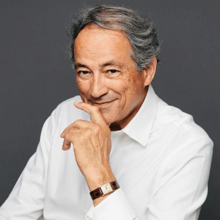 Bruno Paillard, audace et détermination