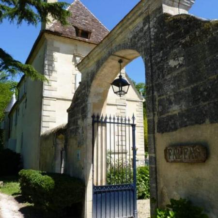 Château Falfas en Côtes de Bourg