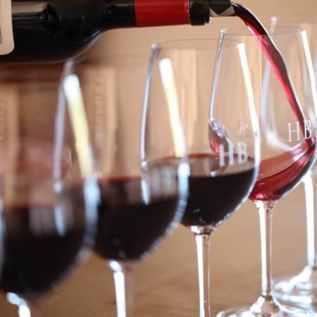 Dégustation de vins du château
