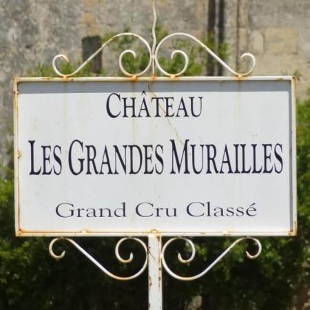 Château Les Grandes Murailles