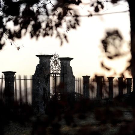 Le portail du château