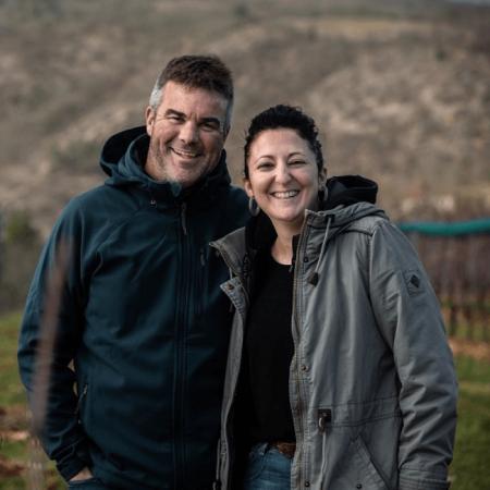Sophie et Julien Ilbert, vignerons de talent