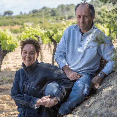 Anne Gros et Jean-Paul Tollot