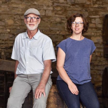 Hélène et Jean BErthet-Bondet