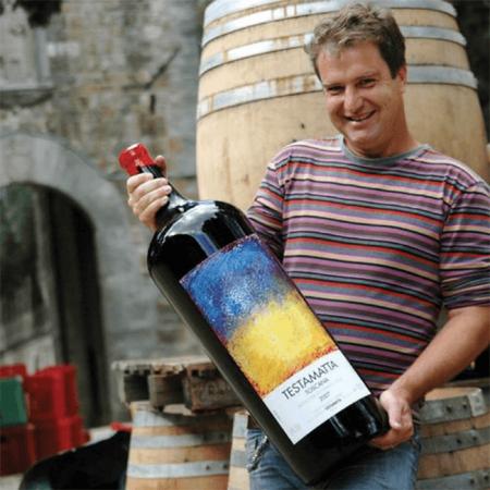 Bibi Graetz, un vigneron haut en couleurs