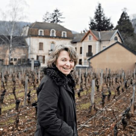 Ghislaine Barthod, vigneronne passionnée