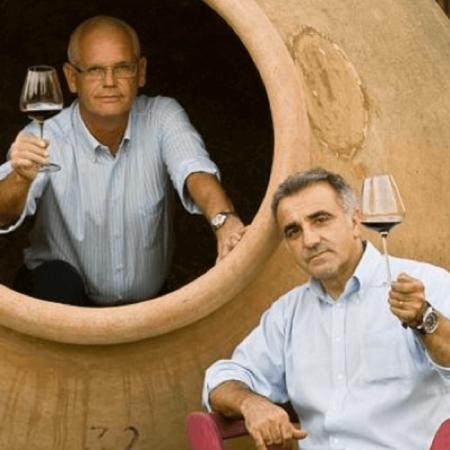 Giambattista Cilia & Giusto Occhipinti, vignerons et amis