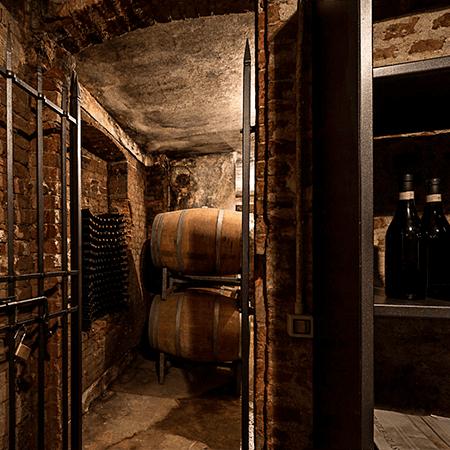 La cave de Giulia Negri