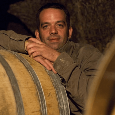 Romain Guiberteau, vigneron de talent