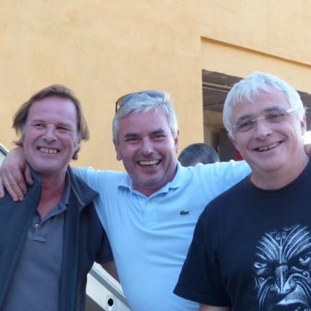 Les trois vignerons