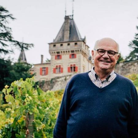 Jean-François Quenin, propriétaire du domaine