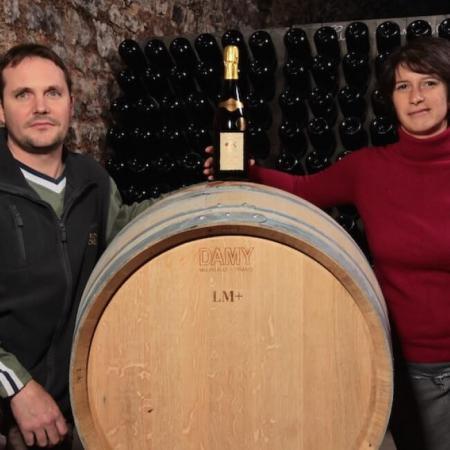 Lucie et Sébastien Cheurlin