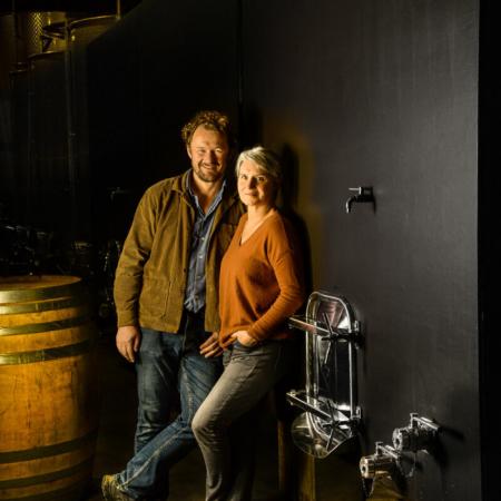 Julien et Delphine Zernott, vignerons passionnés