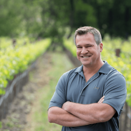 Marcus Notaro, winemaker