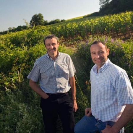 Nicolas et David Rossignol