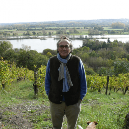 Nicolas Joly, vigneron