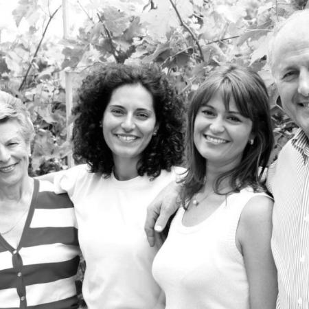 La famille Scavino au coeur du domaine
