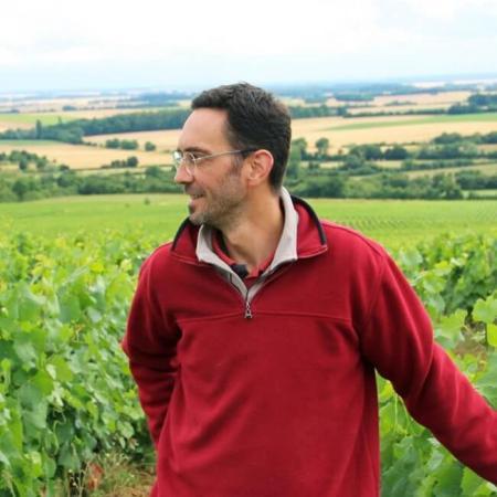 Philippe Gilbert artiste et vigneron