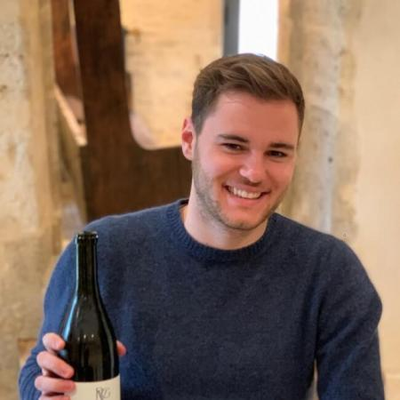 Pierre Vincent Girardin, jeune vigneron prometteur