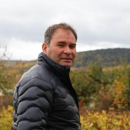 Rémi Jobard, vigneron et propriétaire