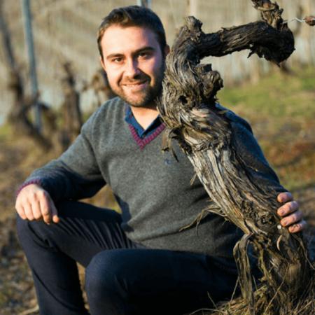 Luca Roagna, jeune vigneron de talent