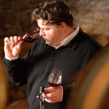 Thibault Liger-Bélair vigneron au domaine