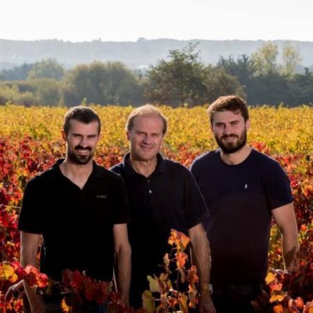 L'équipe du Domaine Saint-Nicolas