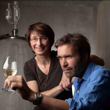 Andrée et Jean-Louis Trapet