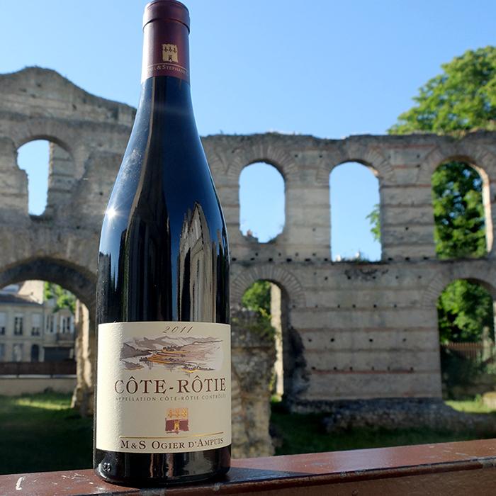 Le vin de Stéphane Ogier