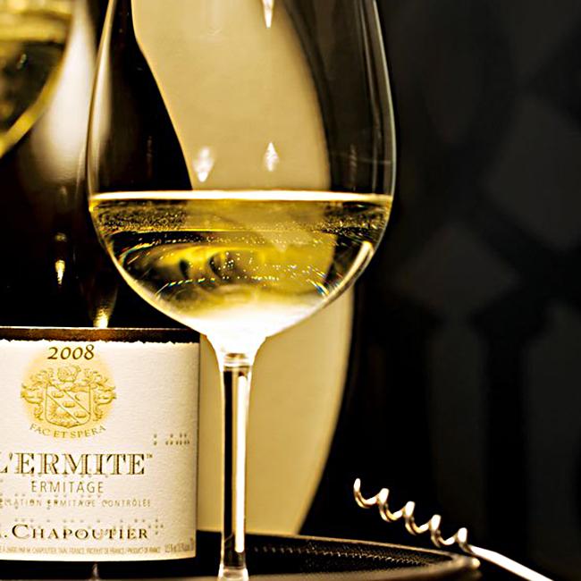 Ermite vin Chapoutier